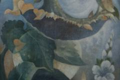 2 Reife Sonnenblume Öl 1981