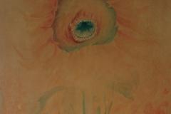 65 Sonnenblume Aquarell 1949
