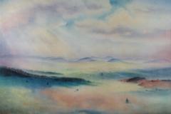 70 Landschaft ca. 1950